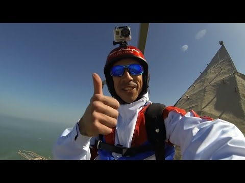 Al Hamra Tower BASE Jump | Kuwait | BASE Dreams 2 Bonus