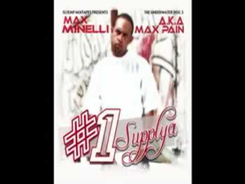 """Max Minelli """"I'm Coolin"""" feat. Mouse"""