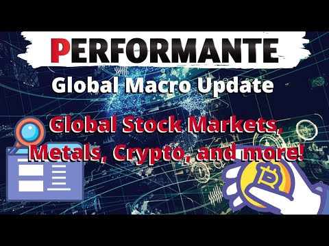 Global Stock Markets, Metals, Crypto, and more!