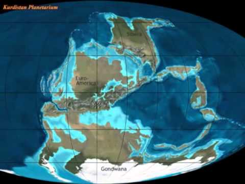 Prehistoric Earth Atlas P1   YouTube