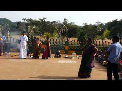 Velammal Bodhi Campus Pongal Celebration 2014