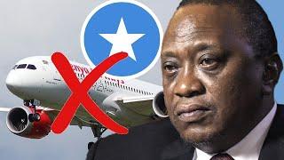DAAWO; Dowlada Kenya Oo Hawada Ka Xirtay Dowlada Somalia Xili RW Rooble Lagu Waday In Booqasho