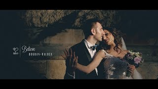 Clip Filmare Nunta Full HD Bucuresti Magic Place - B R