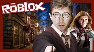 Roblox Wizard Tycoon [1] - VOUS ÊTES UN WIZARD JIMMY! (Harry Potter Simulateur!)