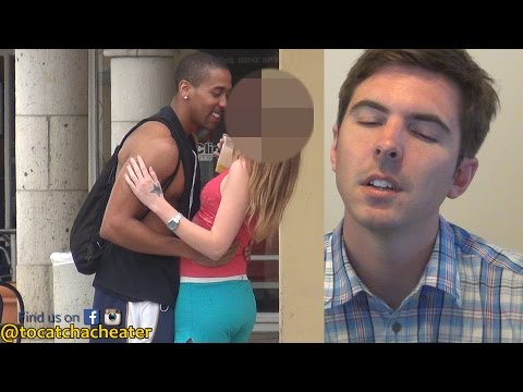 Thumbnail: Guy's reaction to his Girlfriend Caught Cheating!