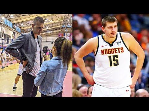 Nikola Jokic SHOCKING Weight Loss & NBA Allowing Players To Sit Out Season  Restart! - YouTube