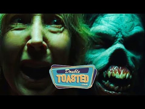 INSIDIOUS CHAPTER 4 THE LAST KEY MOVIE TRAILER REACTION   Double Toasted