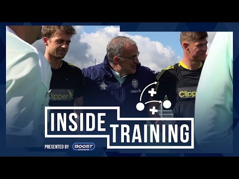 Keepy uppies, dribbling and passing drills | Inside Training