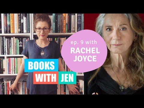 Books With Jen: Ep. 9 | Ft. Rachel Joyce, author of The Unlikely Pilgrimage of Harold Fry