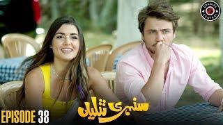 Sunehri Titliyan | Episode 38 | Turkish Drama | Hande Ercel | Dramas Central