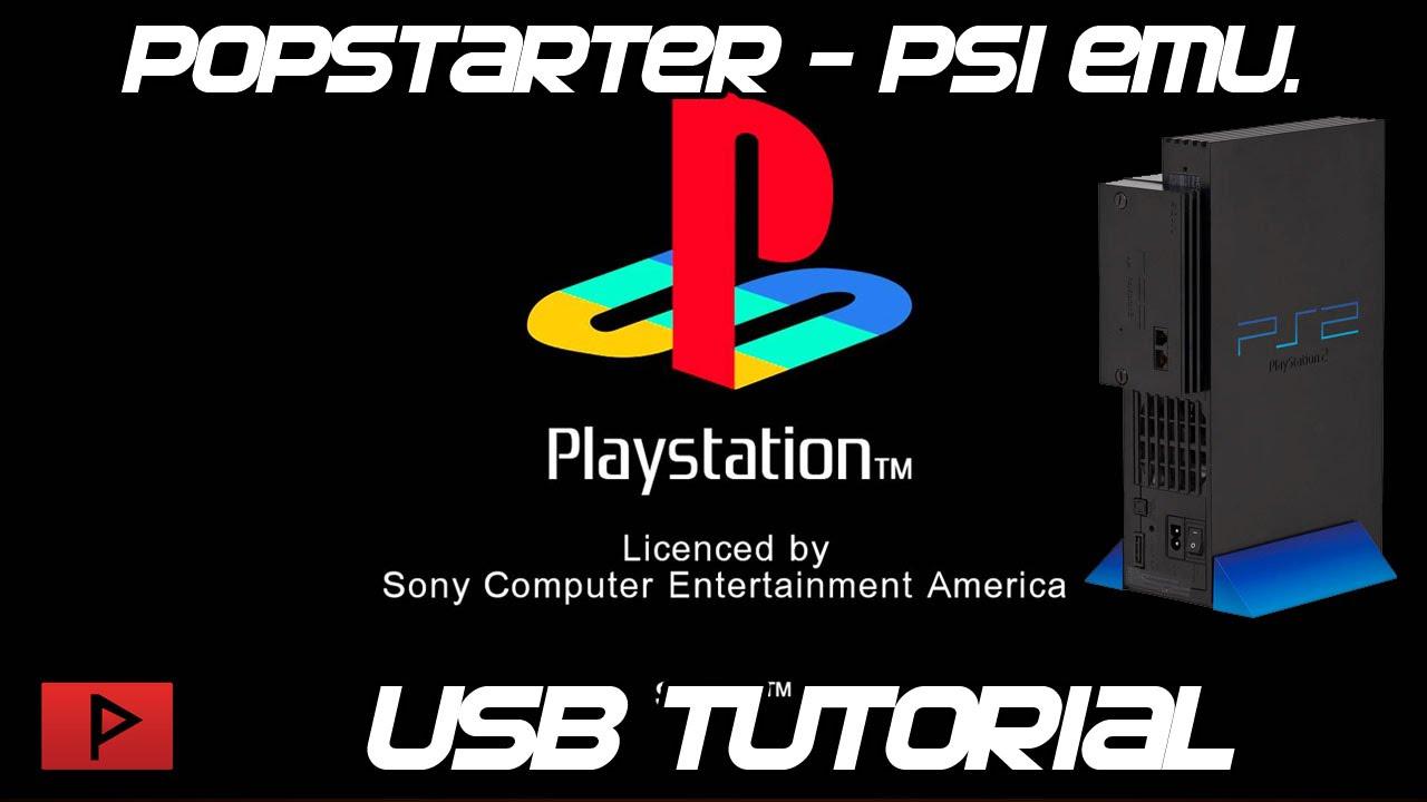 TUTORIAL] [POPSTARTER OPL] How To Load POPStarter PSX Games
