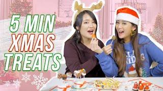 Quick & Easy DIY Christmas Treats