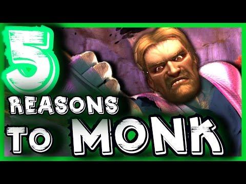 5 Reasons To Monk, World Of Warcraft, Class Spotlight.