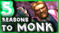 5 Reasons To Monk, World of Warcraft, Class Spotlight.