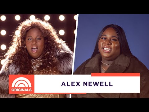 Alex Newell Shares Favorite Moments as Wade 'Unique' Adams