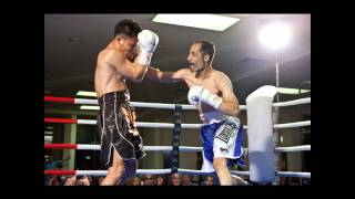 Maydad Ronen WBF title fight Photos