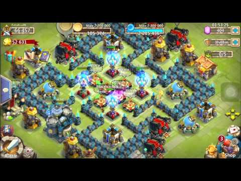 Castle Clash: How To Increase Might With Heroes