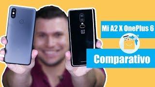Xiaomi Mi A2 vs OnePlus 6: dobro do preço pelas mesmas câmeras? [Comparativo]