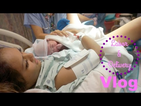 Labor & Delivery Vlog - December 28-30, 2016 - Ex2L