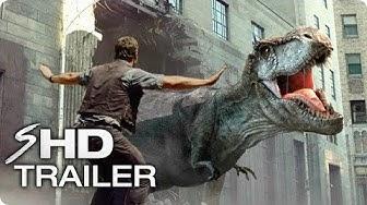 Jurassic World 3: Extinction (2021) First Look Trailer Concept - Chris Pratt Dinosaur Movie