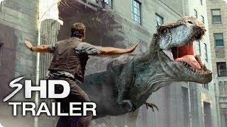 Jurassic World 3: Extinction (2021) First Look Trailer Concept   Chris Pratt Dinosaur Movie