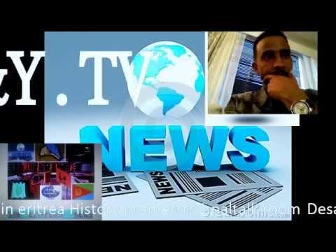 Eritrean k&y.TV Desale Berekhet interview