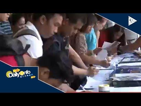 Job fair, bubuksan ng DOLE ngayong Labor Day