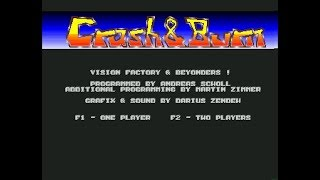 Amiga 500 - Crash & Burn