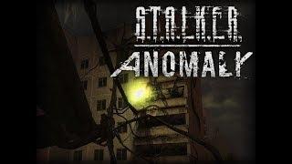 7# Інтерактивний S. T. A. L. K. E. R. Anomaly - Виніс Борг із Бару