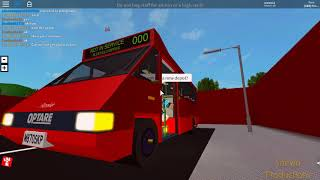 ROBLOX | Bluefield Bus Simulator v1.3 | Station to Depot | Optare Metrorider | LAST RIDE