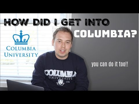 How I Got into Columbia MBA? (My Stats & Tips)