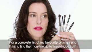 Lisa Eldridge - My Favourite Makeup Brushes