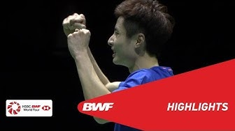 YONEX Swiss Open | MS Finals Highlights | BWF 2019