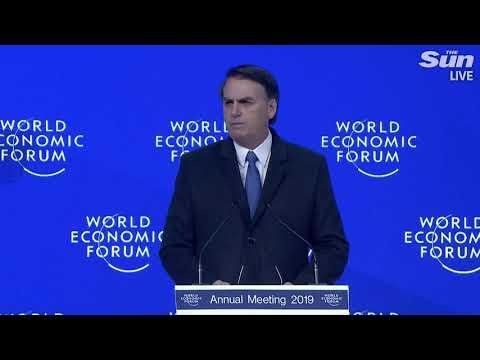 Davos: discurso de Bolsonaro (Portuguese)