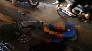"""Nhân chứng kể lại phút giây kinh hoàng băng trộm SH đâm chết """"hiệp sĩ"""" tại Sài Gòn - Tin Tức VTV24"""