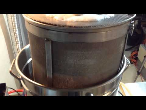 Brew-Boss Automated Electric Brewing System Setup, Brewing,