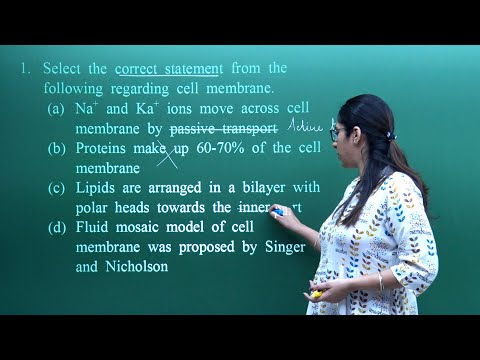 NEET Biology   Five Golden Questions   Exam Pattern Exercise   In English   Misostudy