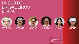 Thumbnail/Imagem do vídeo Duelo de Brigadeiros Etapa II