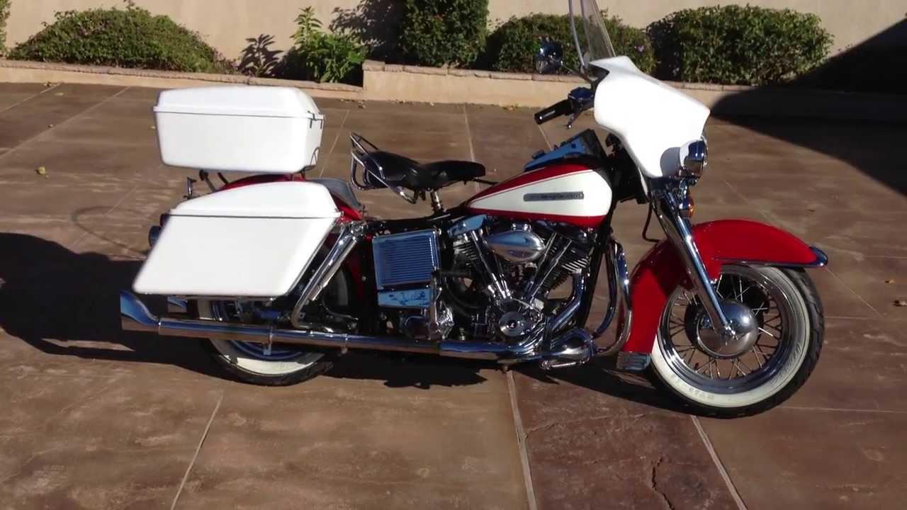 Download 1973 Harley Davidson FLH Electra Glide