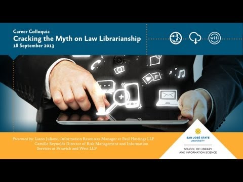 Cracking the Myth on Law Librarianship