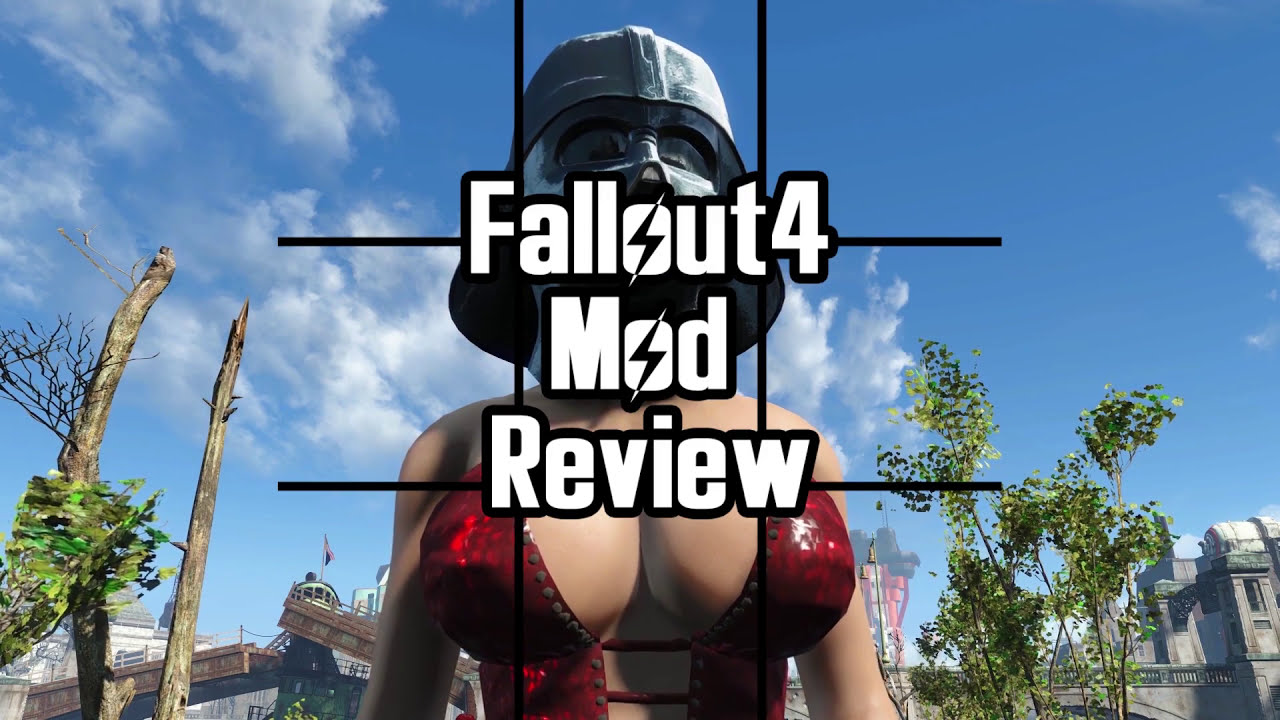 I LOVE SHORT SHORTS - 50 WAYS TO DIE QUEST MOD - Fallout 4 Mod Review 131 -  Boobpocalypse by VatiWah