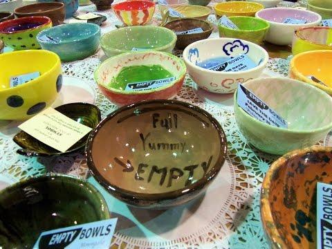 Empty Bowls Monongalia