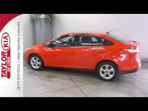 Used 2012 Ford Focus Lima OH Findlay, OH #JM2996. Taylor Kia Lima