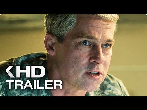 WAR MACHINE Trailer 2 (2017)