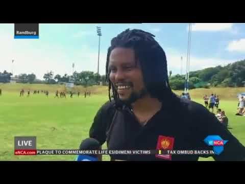 Gushwell Brooks on the rugby tournament held to raise awareness of inequality via ENCA