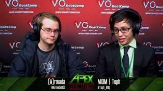Apex 2015 - Armada Interview