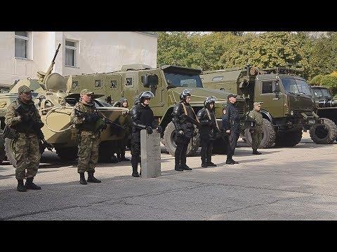 Военная служба по контракту: крымчан приглашают вступать в ряды Российской армии