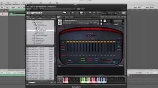 Urban Chord Machine Tutorial (Beatmaking) Free Chord Progressions