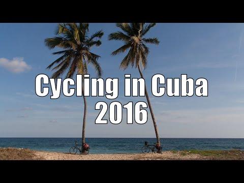 Cycling In Cuba 2016