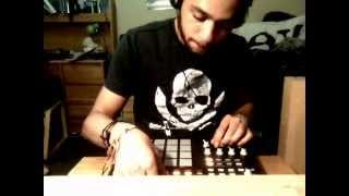 Sokay - Mpd32 + Ableton Live -Untitled Mix 5